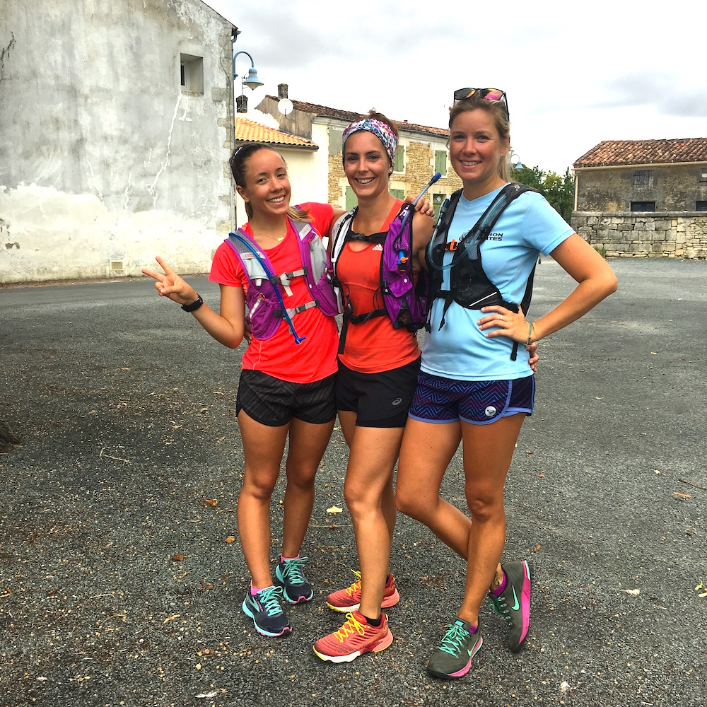 Running La Rochelle