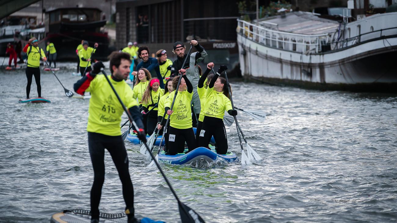 paddle nautic paris courses