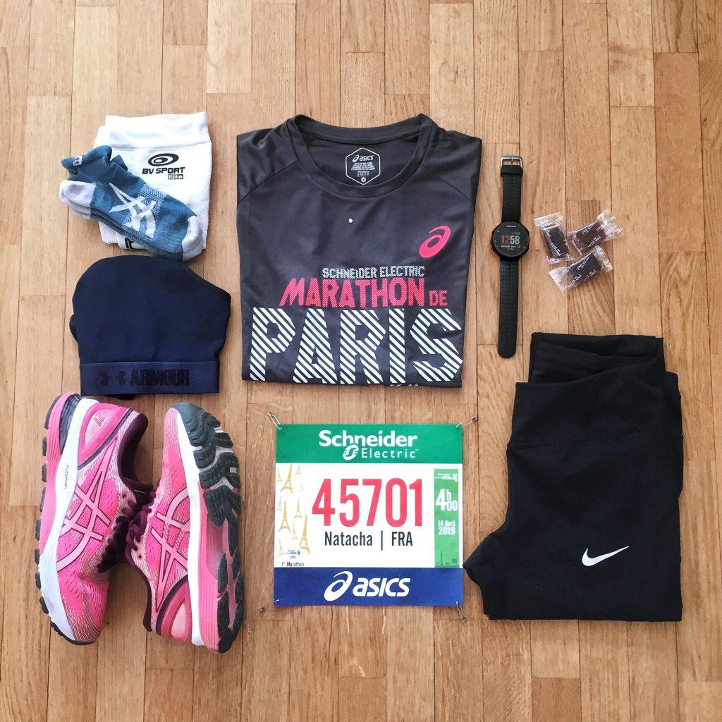 préparation marathon