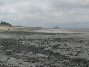 Attaque sur la plage